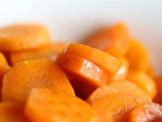 Guinness Glazed Carrots