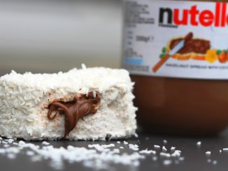 Gooey Nutella Marshmallows