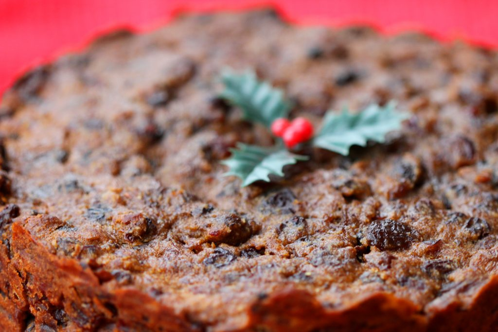 Super Fruity Christmas Cake