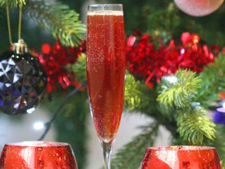 Mulled Wine Bellini